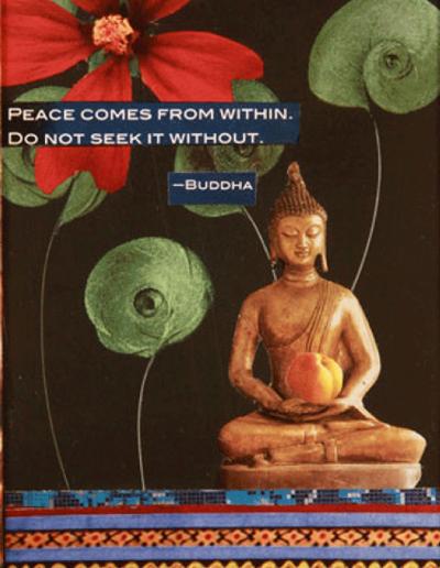 Peace Comes