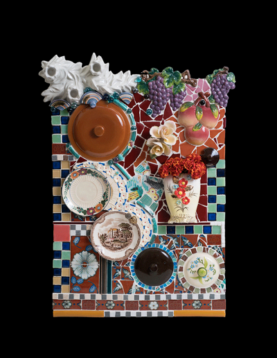 mosaic-wall-art-titled-la-cucina