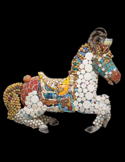 mosaic-bouncy-horse-titled-leon-